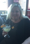Here's me out to lunch with my coworkers on my last day.. Tequila!